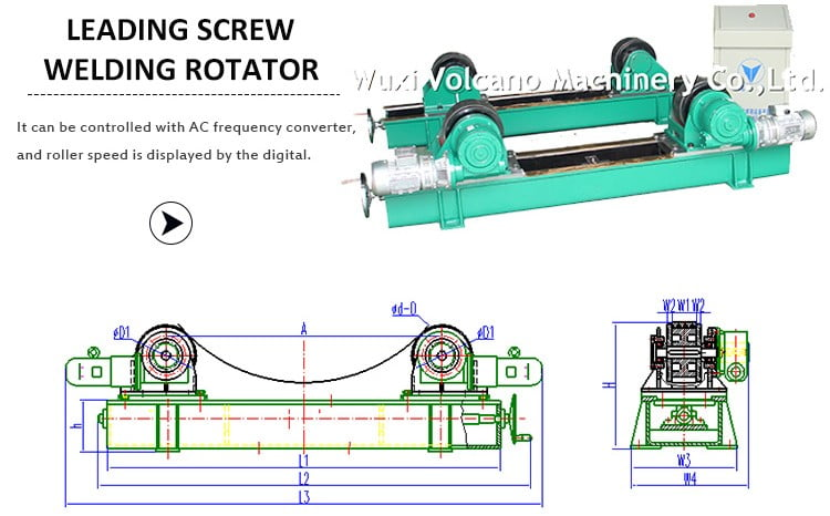 Smooth motor speed Conventional tank roller with track